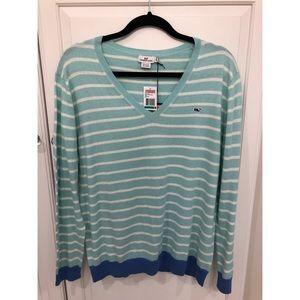 Vineyard Vines Sweaters - Striped Vineyard Vines Sweater
